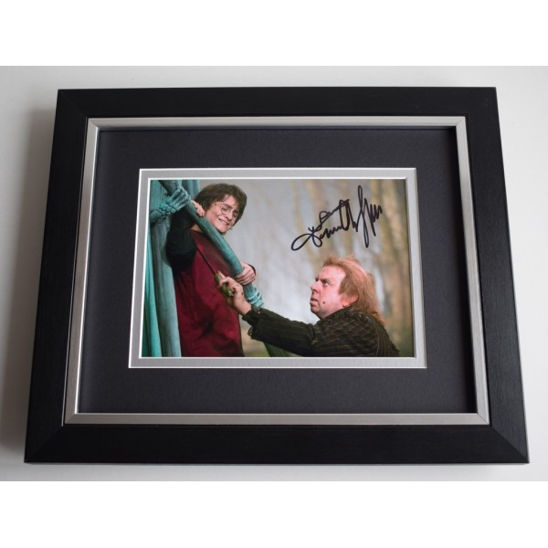 Timothy Spall SIGNED 10X8 FRAMED Photo Autograph Film Harry Potter   AFTAL & COA Memorabilia PERFECT GIFT