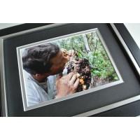 Bear Grylls SIGNED 10x8 FRAMED Photo Autograph Display SAS Man v Wild TV & COA            PERFECT GIFT