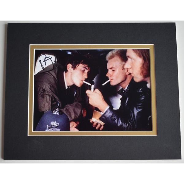 Phil Daniels Signed Autograph 10x8 photo display Quadrophenia Film   AFTAL  COA Memorabilia PERFECT GIFT