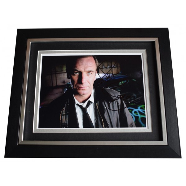 Robson Green SIGNED 10x8 FRAMED Photo Autograph Display Wire in the Blood TV AFTAL  COA Memorabilia PERFECT GIFT