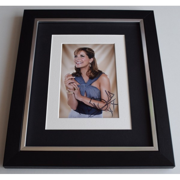 Darcey Bussell SIGNED 10x8 FRAMED Photo Autograph Display TV Strictly Dance   AFTAL  COA Memorabilia PERFECT GIFT