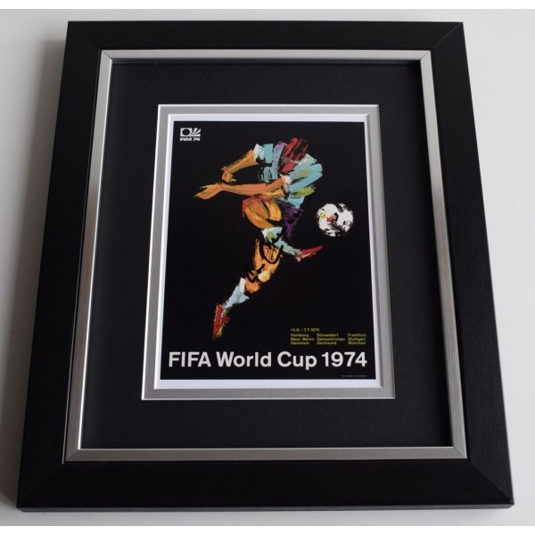 Franz Beckenbauer SIGNED 10X8 FRAMED Photo Autograph Germany World Cup  AFTAL & COA Memorabilia PERFECT GIFT