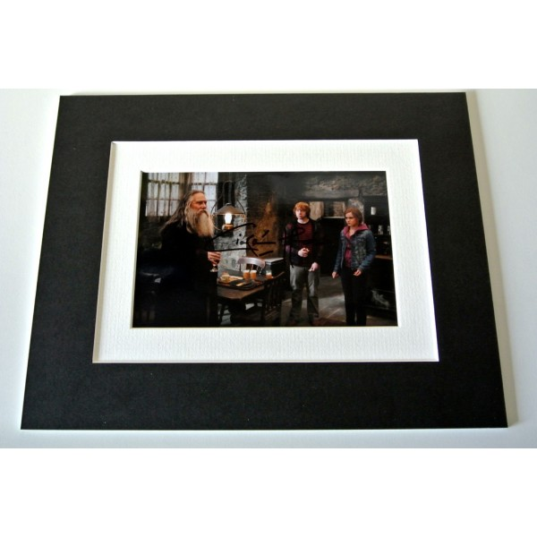 Ciaran Hinds Signed Autograph 10x8 photo mount display Harry Potter Film & COA            PERFECT GIFT