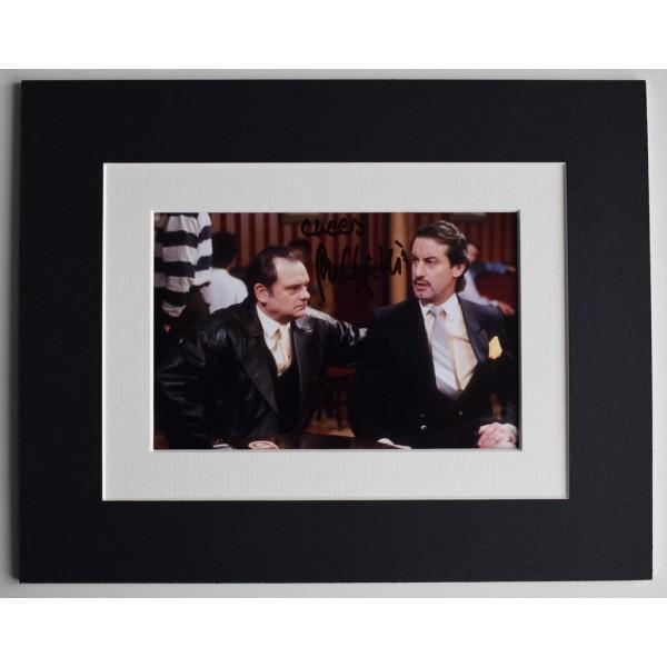 John Challis Signed Autograph 10x8 photo display Only Fools Horses TV  AFTAL  COA Memorabilia PERFECT GIFT