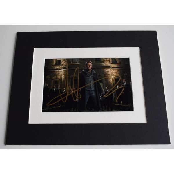 Aaron Eckhart Signed Autograph 10x8 photo display I Frankenstein Film AFTAL & COA Memorabilia PERFECT GIFT