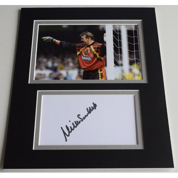 Neville Southall Signed Autograph 10x8 photo display Everton Football AFTAL  COA Memorabilia PERFECT GIFT