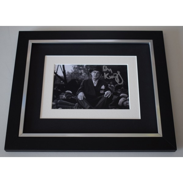 Ben Kingsley SIGNED 10X8 FRAMED Photo Autograph Display Schindlers List Film  AFTAL  COA Memorabilia PERFECT GIFT