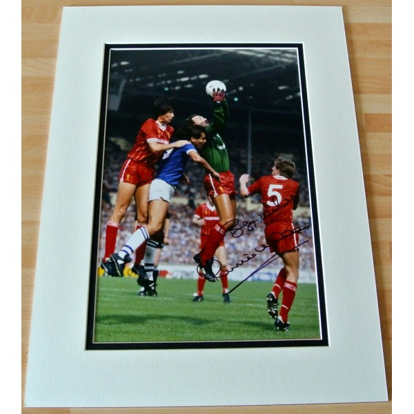 Ronnie Whelan SIGNED autograph 16x12 photo Mount display Liverpool Football COA        PERFECT GIFT