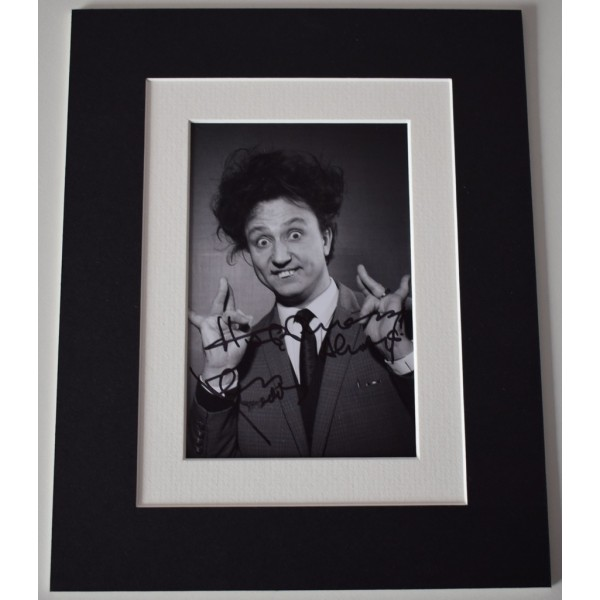Ken Dodd Signed Autograph 10x8 photo display TV Liverpool Comedian AFTAL  COA Memorabilia PERFECT GIFT