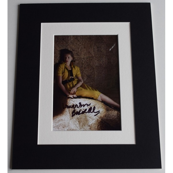 Lauren Bacall Signed Autograph 10x8 photo display Hollywood Film Actress  AFTAL  COA Memorabilia PERFECT GIFT