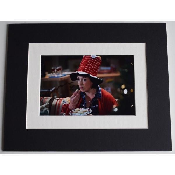 Miranda Hart Signed Autograph 10x8 photo display TV Comedy   AFTAL  COA Memorabilia PERFECT GIFT