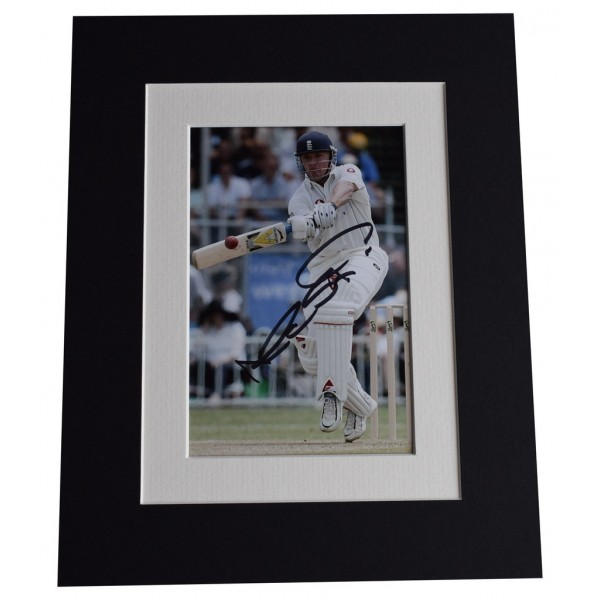 Alec Stewart Signed Autograph 10x8 photo display England Cricket   AFTAL  COA Memorabilia PERFECT GIFT
