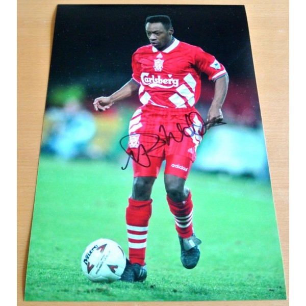 MARK WALTERS Signed 12X8 Photo LIVERPOOL Football Autograph Memorabilia & COA AFTAL Memorabilia Clearance Sale