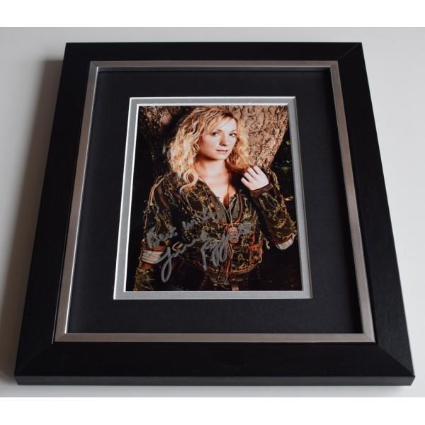 Joanne Froggatt SIGNED 10X8 FRAMED Photo Autograph Display Robin Hood TV   AFTAL & COA Memorabilia PERFECT GIFT