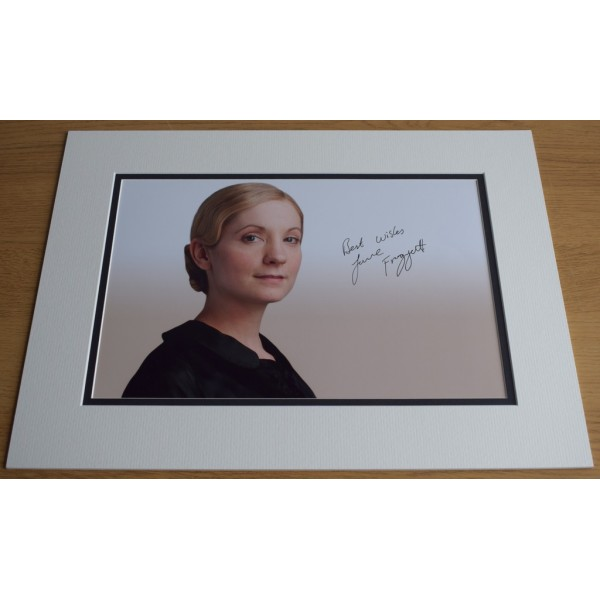 Joanne Froggatt SIGNED autograph 16x12 LARGE photo display Downton Abbey AFTAL & COA Memorabilia PERFECT GIFT