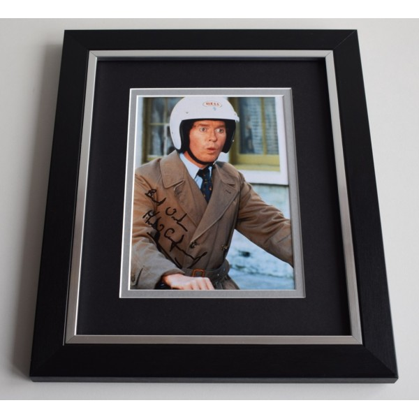 Michael Crawford SIGNED 10X8 FRAMED Photo Autograph Display Some Mothers TV  AFTAL & COA Memorabilia PERFECT GIFT