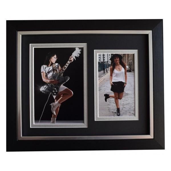 KT Tunstall  SIGNED 10x8 FRAMED Photo Autograph Display Music AFTAL  COA Memorabilia PERFECT GIFT