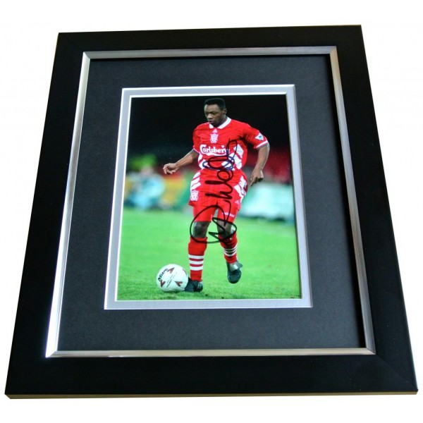 MARK WALTERS SIGNED 10X8 FRAMED Photo Autograph Display LIVERPOOL Football & COA PERFECT GIFT
