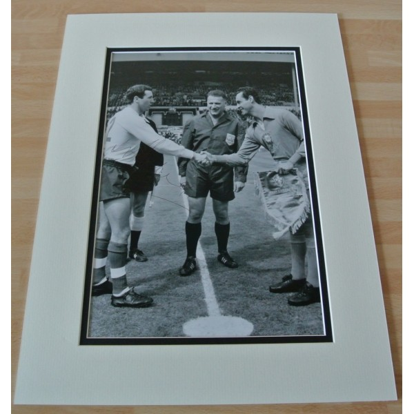 Jimmy Armfield SIGNED autograph 16x12 LARGE photo display Blackpool Football COA PERFECT GIFT