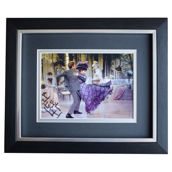 Michael Crawford SIGNED 10x8 FRAMED Photo Autograph Display Hello Dolly Film  AFTAL  COA Memorabilia PERFECT GIFT