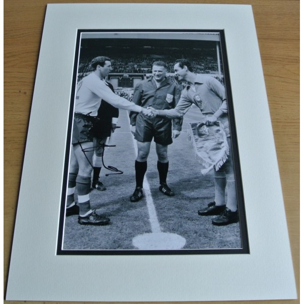 Jimmy Armfield SIGNED autograph 16x12 LARGE photo display Blackpool AFTAL & COA  PERFECT GIFT