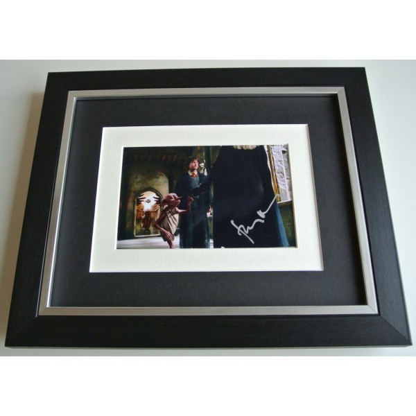 Toby Jones SIGNED 10x8 FRAMED Photo Autograph Display Harry Potter Film & COA AFTAL TV FILM Memorabilia PERFECT GIFT