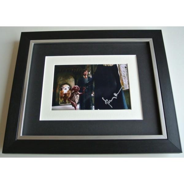 Toby Jones SIGNED 10x8 FRAMED Photo Autograph Display Harry Potter Film & COA AFTAL TV FILM Memorabilia PERFECT GIFT