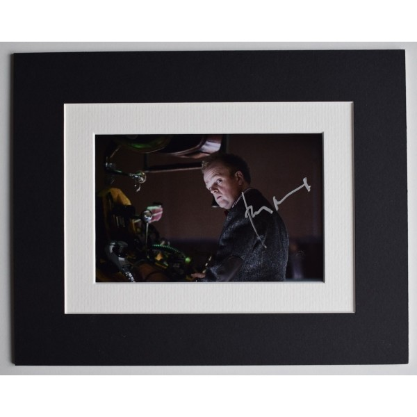 Toby Jones Signed Autograph 10x8 photo display Doctor Who Memorabilia  AFTAL & COA PERFECT GIFT