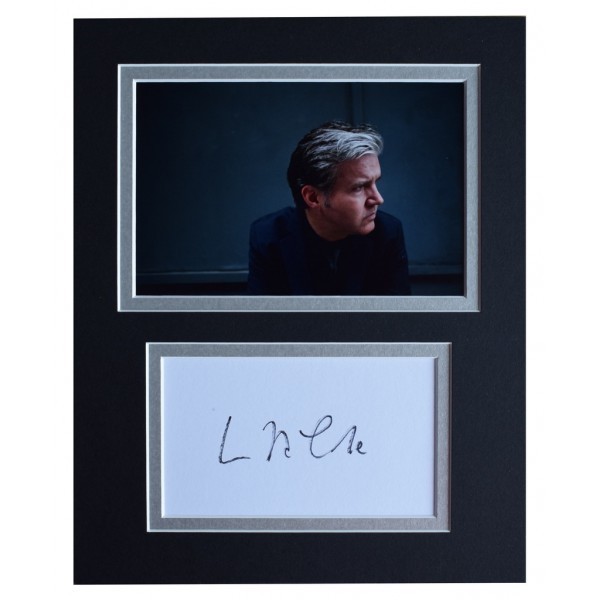Lloyd Cole Signed Autograph 10x8 photo display Music Commotions  AFTAL  COA Memorabilia PERFECT GIFT