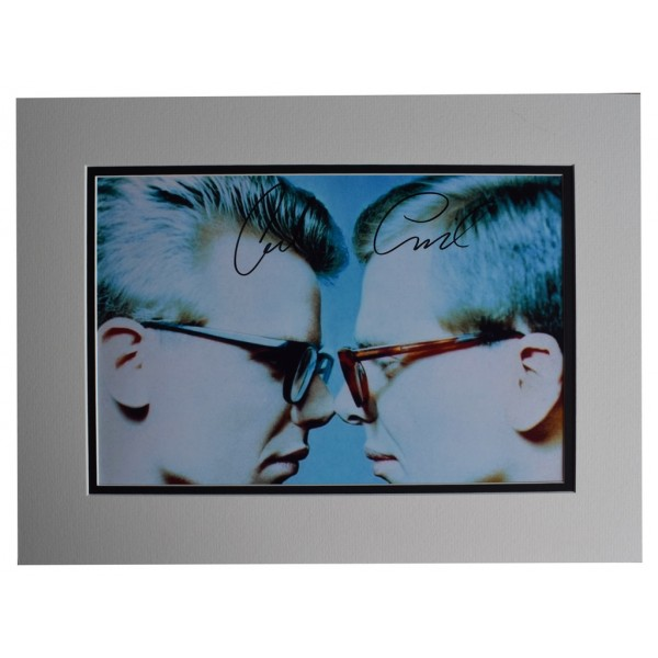The Proclaimers SIGNED autograph 16x12 photo display Music  AFTAL  COA Memorabilia PERFECT GIFT