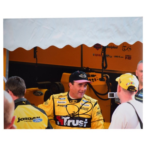 Nigel Mansell SIGNED 10x8 Photo Autograph Formula 1 Motor Racing Sport  AFTAL  COA Memorabilia PERFECT GIFT