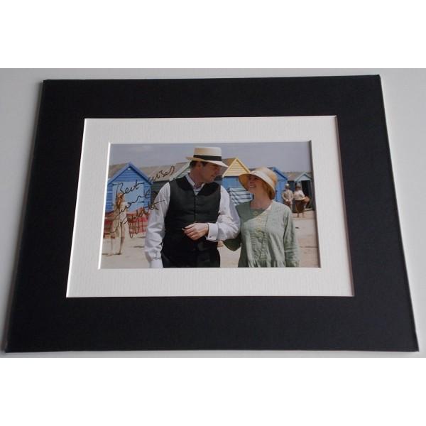 Joanne Froggatt Signed Autograph 10x8 photo mount display TV Downton Abbey AFTAL & COA Memorabilia PERFECT GIFT