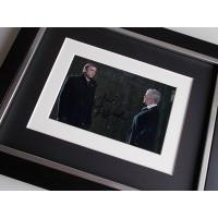 Judi Dench SIGNED 10x8 FRAMED Photo Autograph Display James Bond Film AFTAL & COA Memorabilia PERFECT GIFT