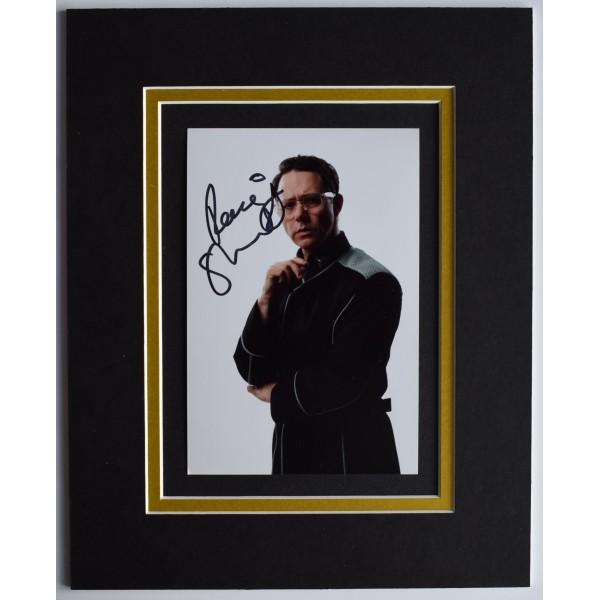 Reece Shearsmith Signed Autograph 10x8 photo display TV Doctor Who COA Perfect Gift Memorabilia